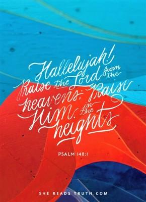 Psalm 148 1 (2)