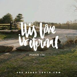 His Love Eternal