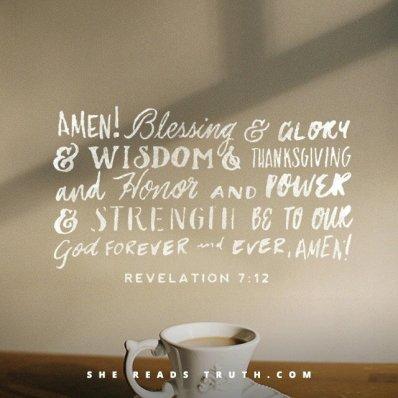 blessing forever